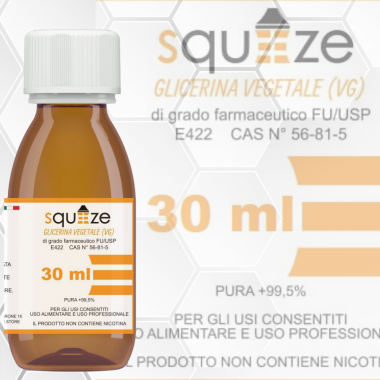 Glicerina Vegetale 30ml